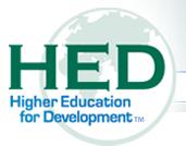 HED logo