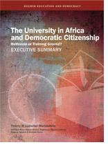 Uni Africa and Democ Citizenship