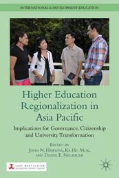 Higher education regionalization
